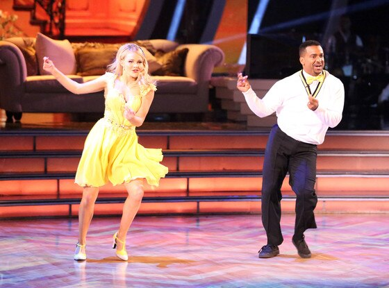 DWTS, DANCING WITH THE STARS, Alfonso Ribeiro, Witney Carson