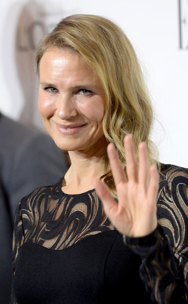 Renée Zellweger Makes Rare Red Carpet Appearance: See How ... Renee Zellweger