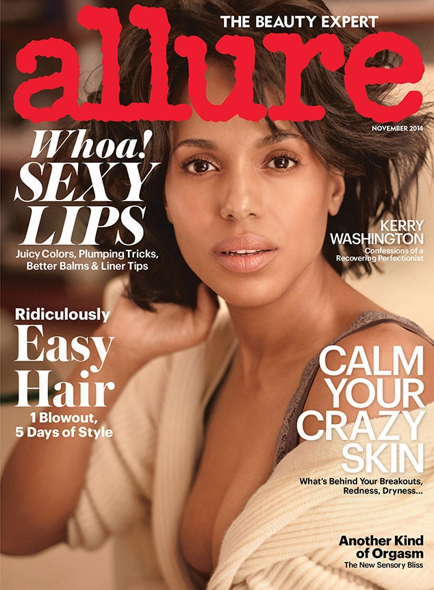 Kerry Washington, Allure