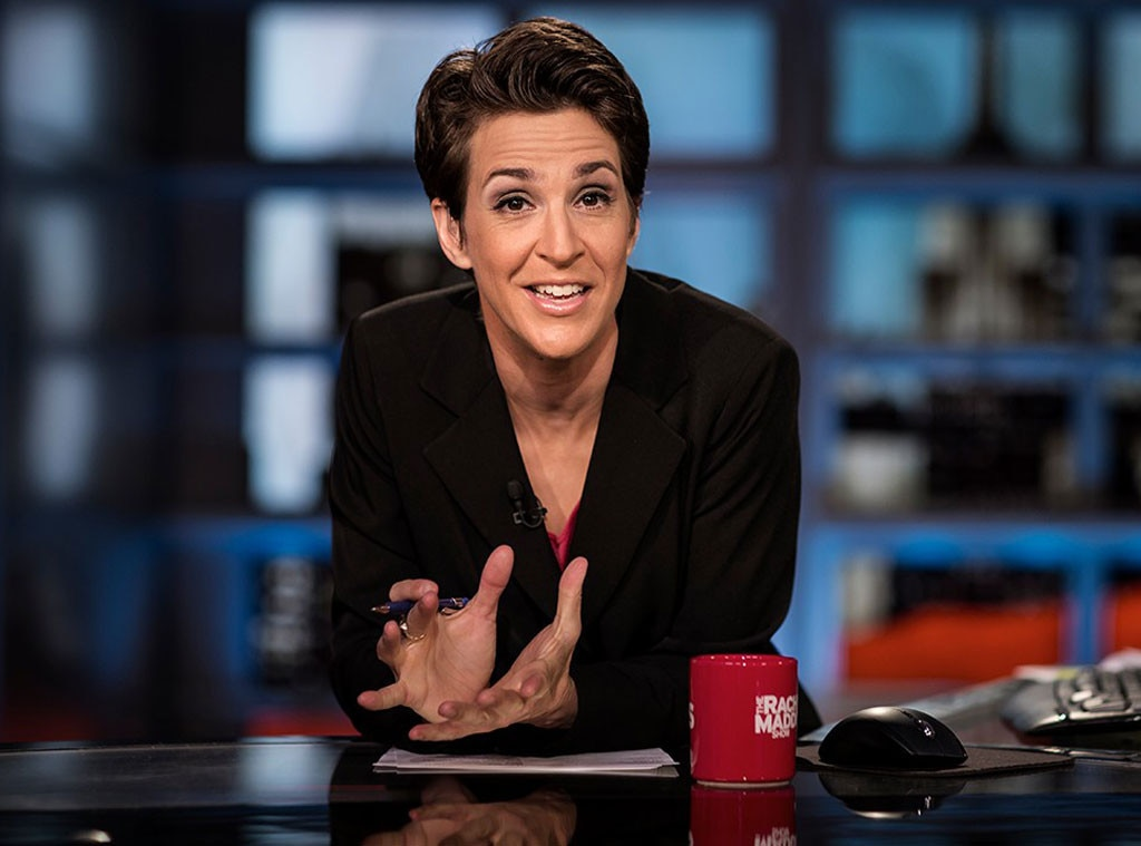 2008 Rachel Maddow From Remember These Lgbt Firsts On Tv