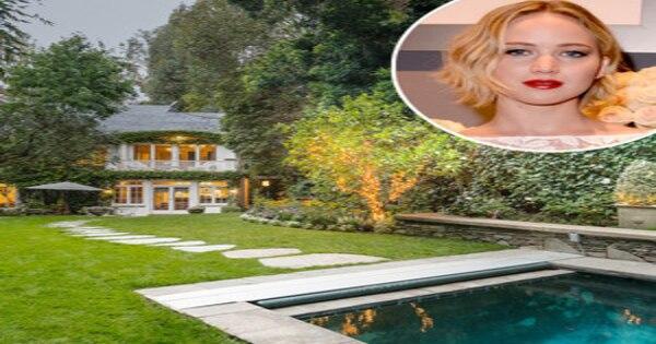 Jennifer lawrence ach te une maison de 7 millions de dollars los angeles - Acheter maison los angeles ...