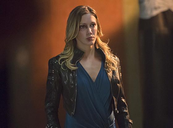 Arrow, Katie Cassidy