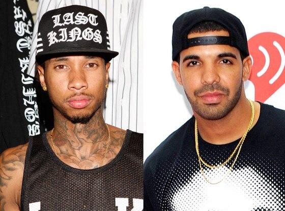 Drake, Tyga