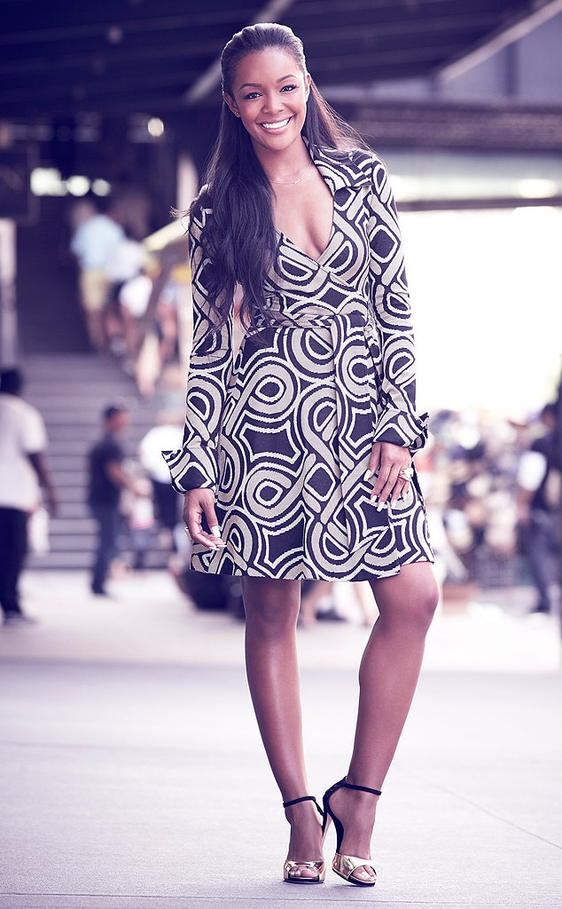 Brittany Hampton, House of DVF