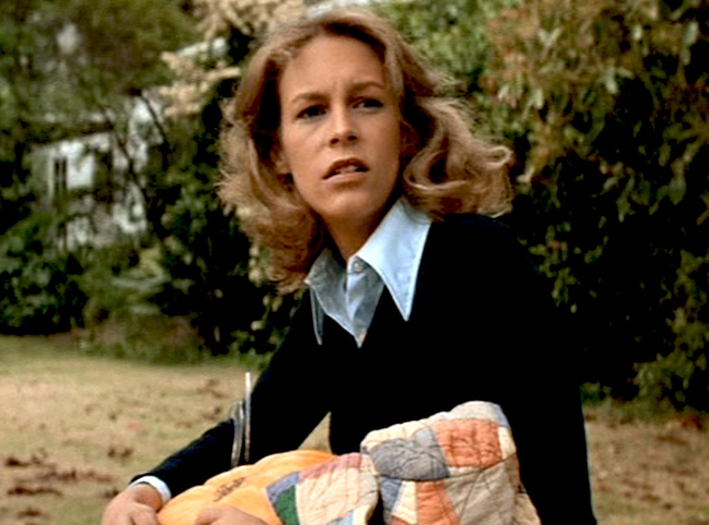 Jamie Lee Curtis in Halloween (1978) from Celebs Who Got Their ...