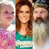 Phil Robertson, Rachel Frederickson, Alana Thompson, Reality TV