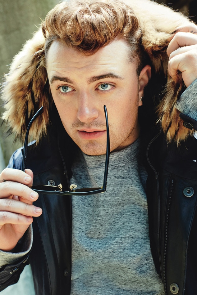 Sam Smith, Teen Vogue