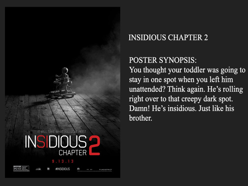 Insidious Chapter 2 fr...
