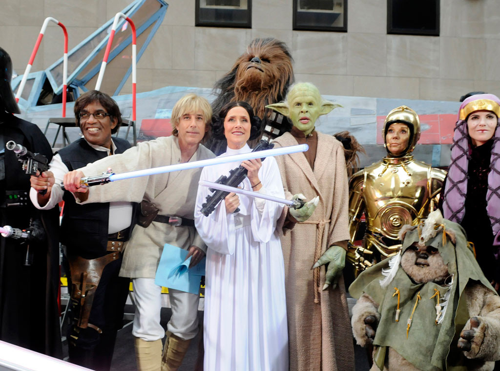 In A Galaxy Far Far Away From Today Show Hosts 39 Halloween