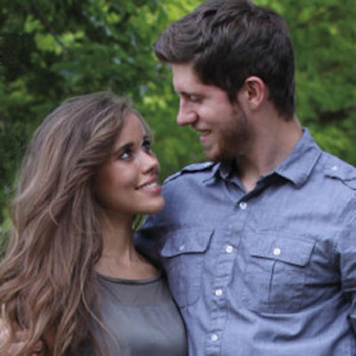 Jessa Duggar And Ben Seewald Holding Hands