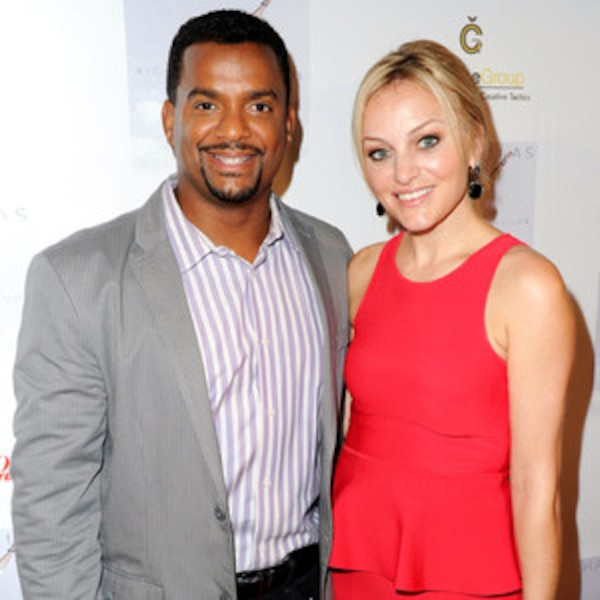 alfonso ribeiro and wife angela expecting their second