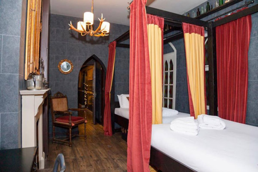 Georgian House Hotel, Harry Potter Rooms