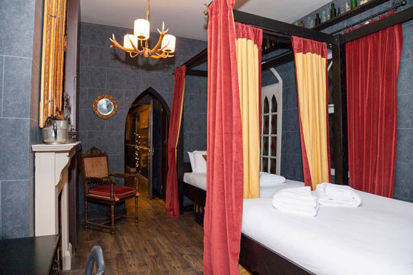 Georgian House Hotel, Harry Potter Rooms