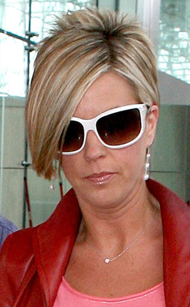 Shaggy Chic From Kate Gosselin S Hair Through The Years