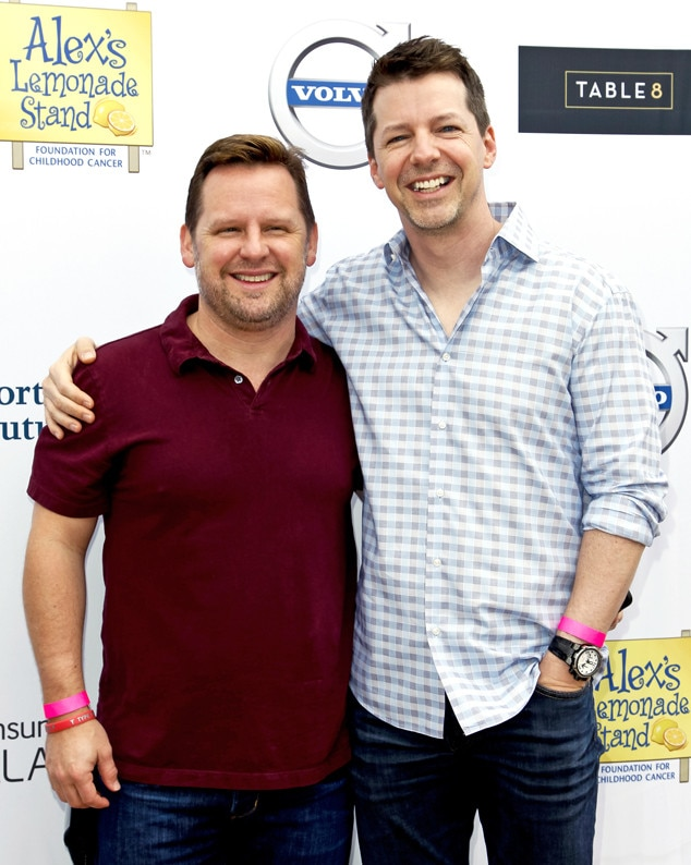 Scott Icenogle, Sean Hayes