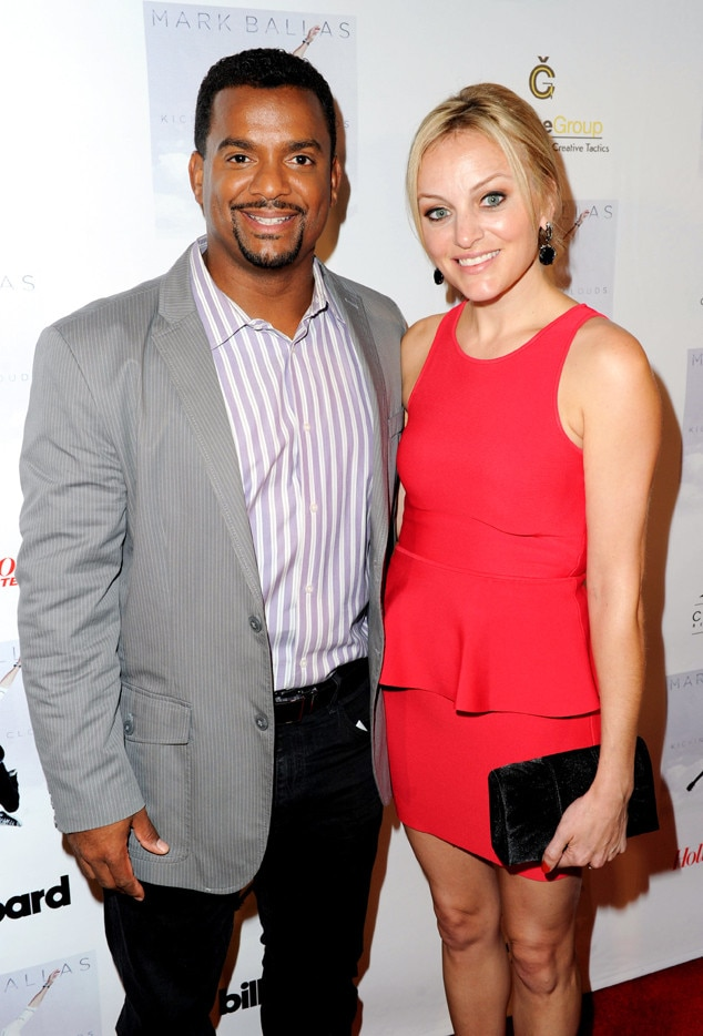 Alfonso Ribeiro and Wife Angela Expecting Their Second ...
