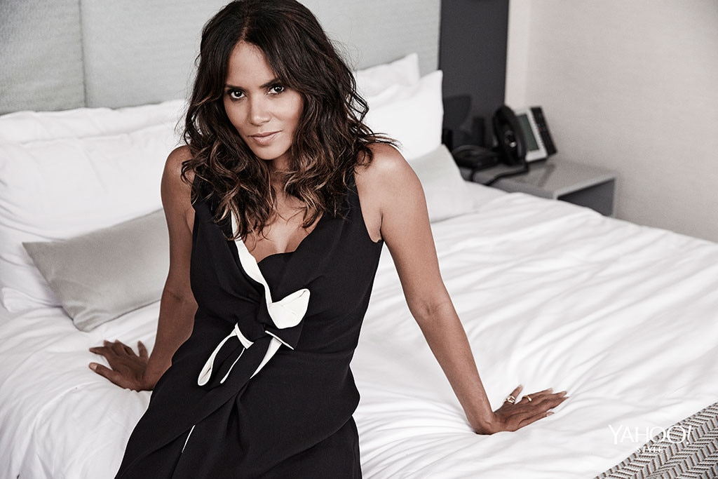 Halle Berry, Yahoo Style