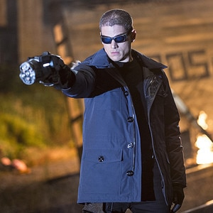 The Flash, Wentworth Miller
