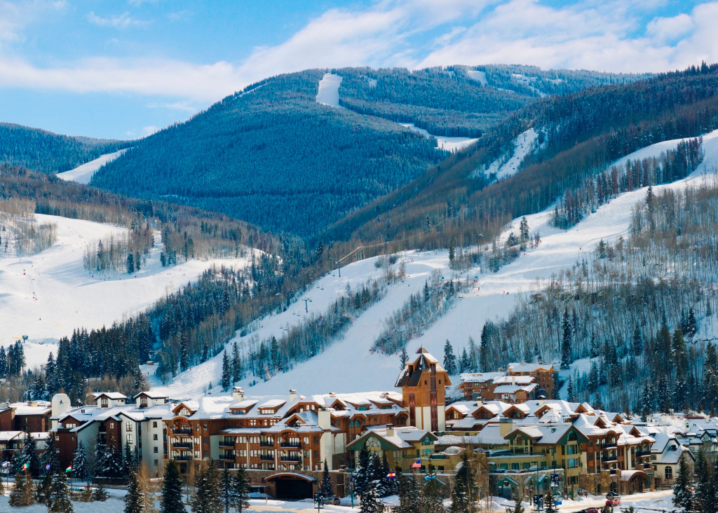 Sebastian Vale Colorado, Ski Resorts