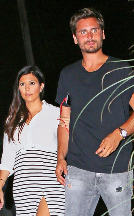 Scott Disick, Hamptons