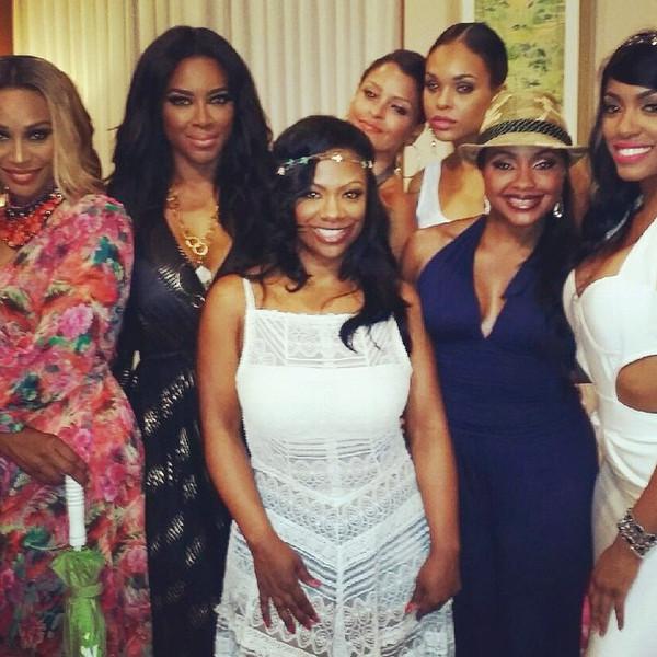 Real Housewives of Atlanta, Vacation