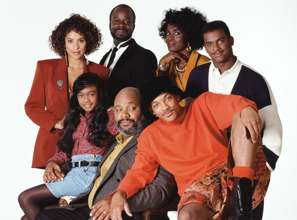'Fresh Prince' cast poses together for Instagram post with hint of sadness