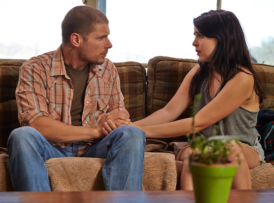 Matt Lauria, Mae Whitman, Parenthood