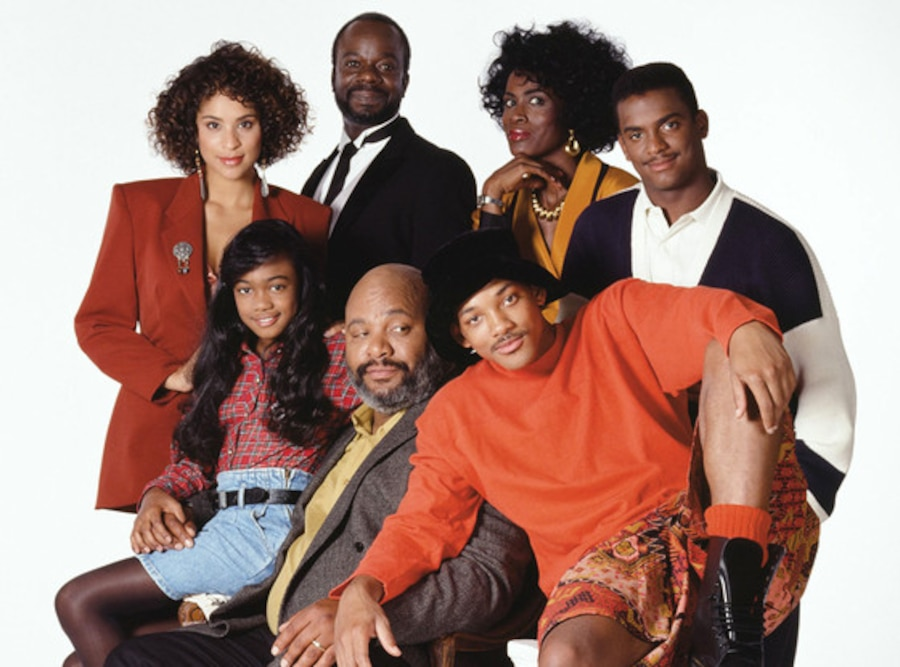The Fresh Prince of Bel-Air, Cast