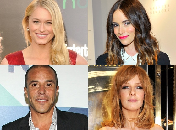 Kelly Reilly, Michael Irby, Abigail Spencer, Leven Rambin, True Detective 2