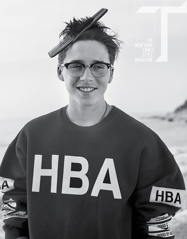 brooklyn beckham вк