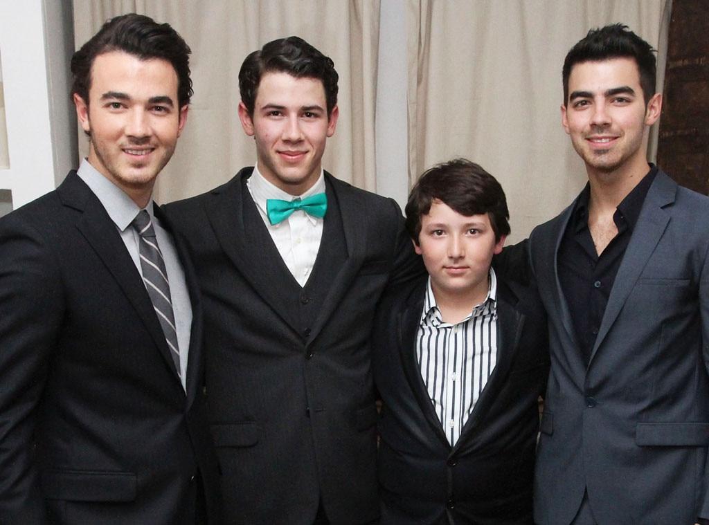 Kevin Jonas, Nick Jonas, Frankie Jonas, Joe Jonas