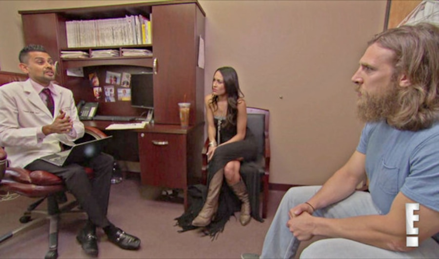 Total Divas, Daniel Bryan, Brie Bella