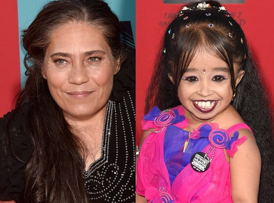 Rose Siggins, Jyoti Amge