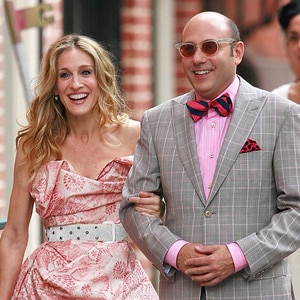 Sarah Jessica Parker, Willie Garson, Sex and The City