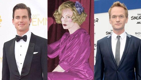 Matt Bomber, Jessica Lange, Neil Patrick Harris