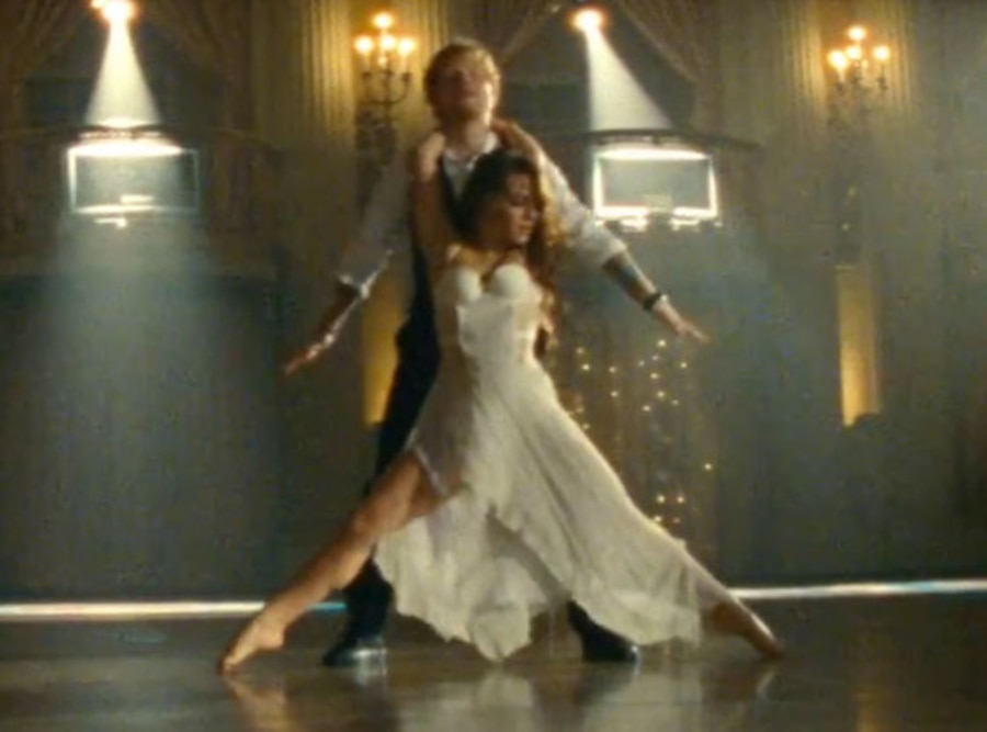 Ed Sheeran, Thinking Out Loud Video