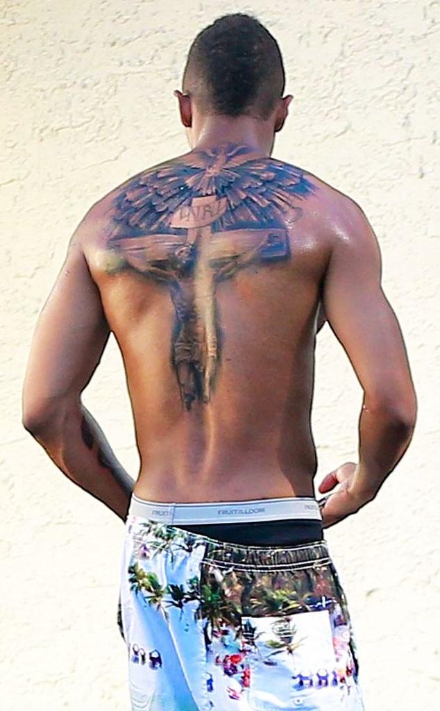 Nick Cannon, Tattoo