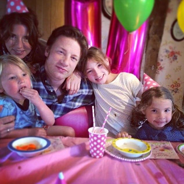 Weirdest Celebrity Baby Names, Jamie Oliver