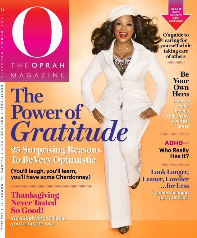 Hug It Forward featured in O, The Oprah Magazine | Hug It Forward