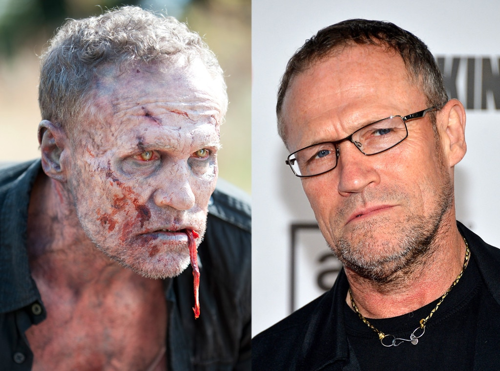 Michael Rooker (Merle Dixon) from The Walking Dead Stars ...