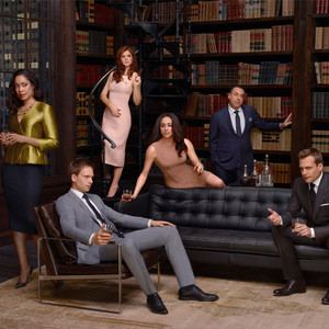 Suits, Cast