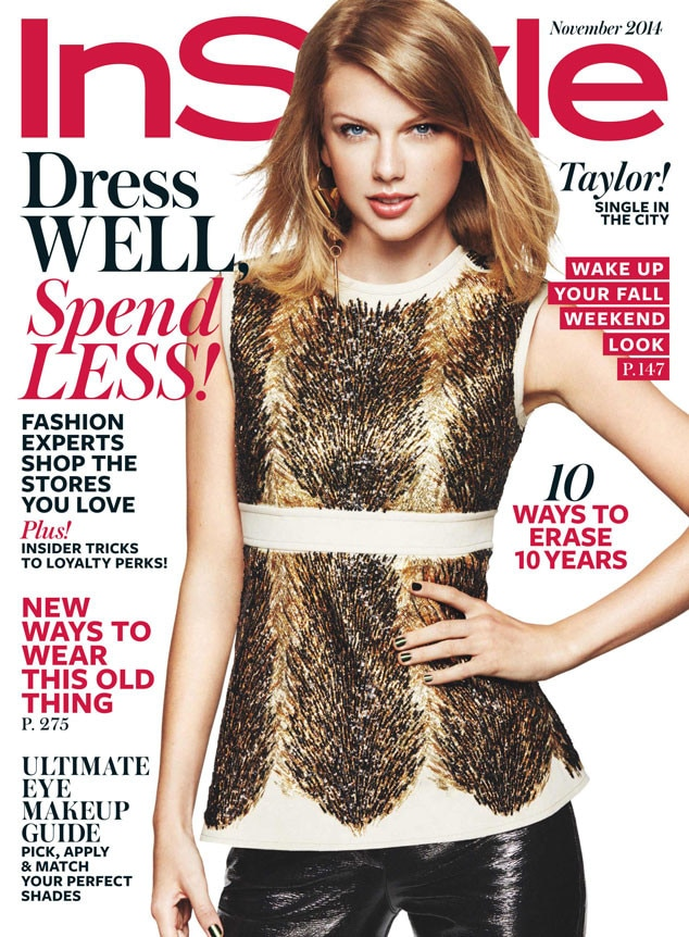 Taylor Swift, Instyle