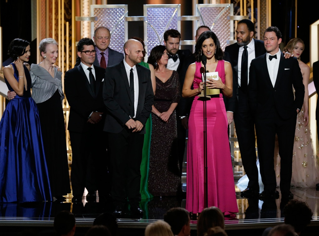 The Affair, Golden Globes