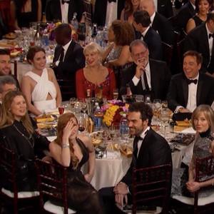 Jessica Chastain, Golden Globe, Twitter