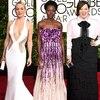 Kate Hudson, Lupita N'ongo, Melissa McCarthy, Golden Globes