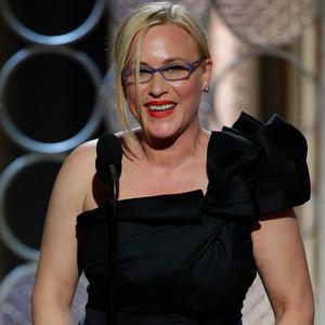 Patricia Arquette, Golden Globes