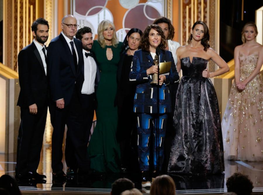 Transparent, Golden Globes