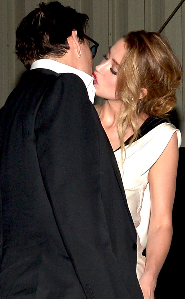 Johnny Depp, Amber Heard