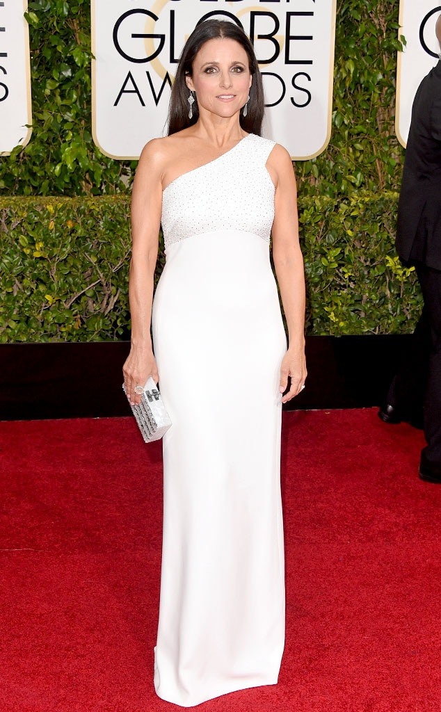 Julia Louis-Dreyfus, Golden Globes