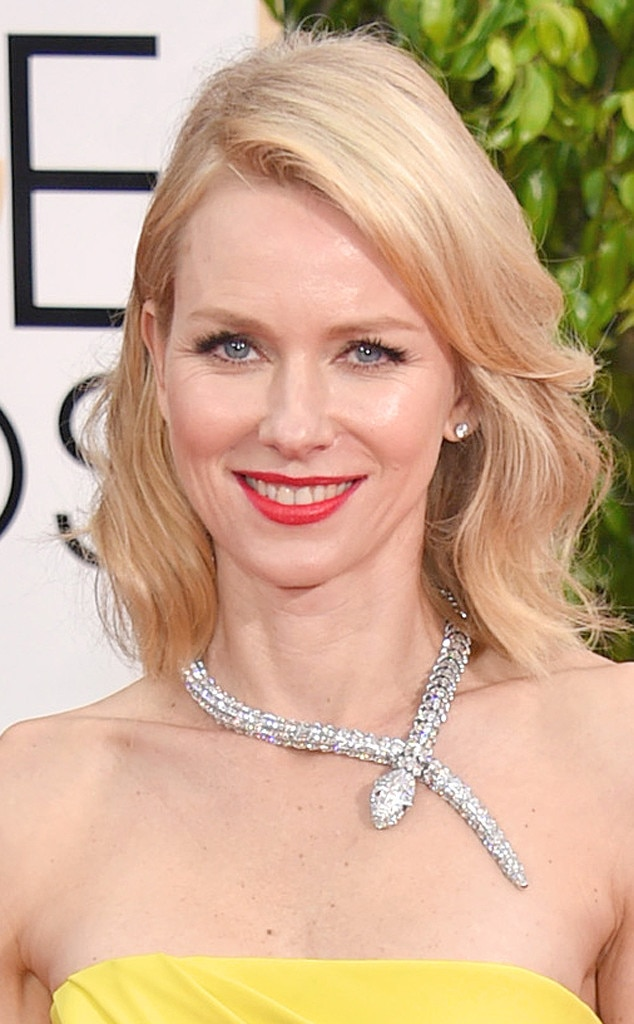Naomi Watts, Golden Globes